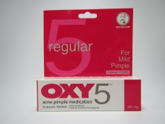 Beli Oxy 5 Acne Pimple Obat Jerawat 25Grm Murah Dki Jakarta