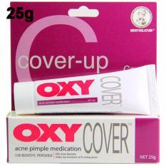 Beli Oxy Cover Acne Pengobatan Jerawat Membandel 25G Yang Bagus