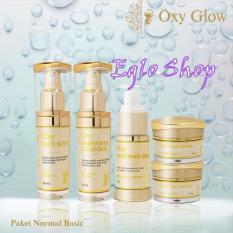 Beli Oxyglow Paket Normal Basic Reguler Cicilan