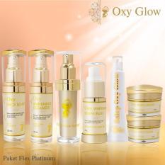 Harga Oxyglow Platinum Flex Series Fullset Murah