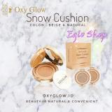 Promo Oxyglow Snow Cushion Beige Murah