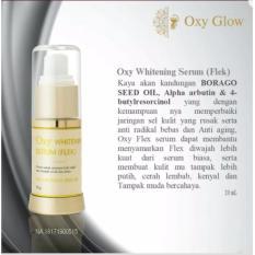 Jual Oxyglow Whitening Serum Flex Satu Set