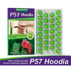 P57 Hoodia Herbal Menekan Nafsu Makan - 30 softgels | WSC 7 Days Slim