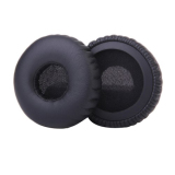 Spesifikasi Sepasang Penggantian Bantalan Telinga Bantal Untuk Akg K450 K420 K430 K451 Q460 Headphone Hitam Baru