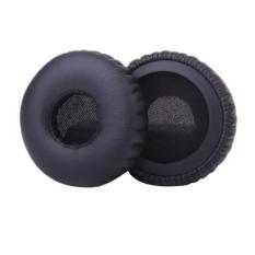 Harga Hemat Sepasang Penggantian Bantalan Telinga Bantal Untuk Akg K450 K420 K430 K451 Q460 Headphone Hitam