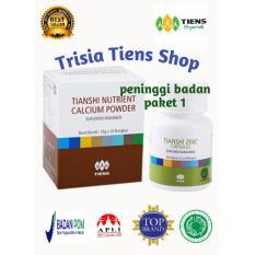 Harga Paket 1 Peninggi Badan Herbal Tiens Free Member Card Trisia Tiens Shop Di Indonesia