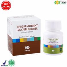 Diskon Paket 1 Peninggi Badan Herbal Tiens Indonesia