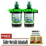 Jual Paket 2 Botol K Link Klorofil Liquid Chlorophyll 500 Ml Jahe Merah Ori