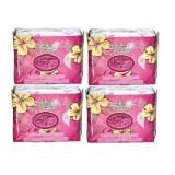 Jual Paket 4 Bungkus Avail Pembalut Kesehatan Night Warna Merah Pink Original