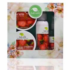 Jual Paket Bali Ratih Strawberry Box Ori