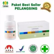 Jual Paket Best Seller Pelangsing Detox Satu Set