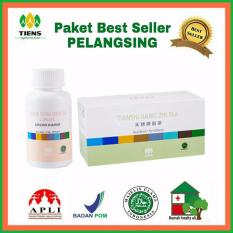 Review Paket Best Seller Pelangsing Detox Tiens Supplement