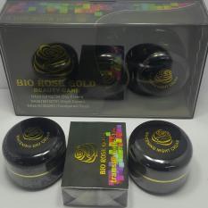 Harga Paket Bio Rose Gold Bpom Orginal Satu Set
