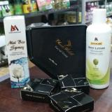 Promo Toko Paket Black Walet F*c**l Soap 3 Biji Msi Biospray Msi Glutacare Body Lotion