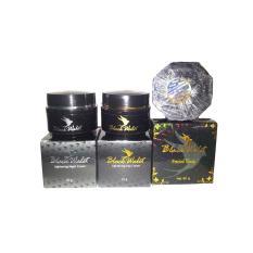 Jual Cepat Paket Black Walet Lightening Day Night Cream Plus Soap