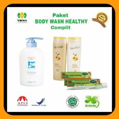 Jual Paket Body Wash Healthy Complit Tiens Supplement