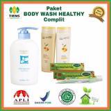Promo Healthyhouse Display Paket Body Wash Healthy Complit