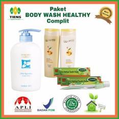 Spek Healthyhouse Display Paket Body Wash Healthy Complit Jawa Timur