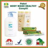 Ulasan Paket Body Wash Healthy Complit