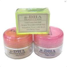 Paket Cream A-dha Pink Pemutih Wajah Original - Untuk 40 Tahun Kebawah