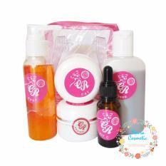 Toko Paket Cream Cr Pink Original 5 In 1 Cream Jawa Barat