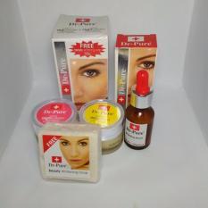 Paket Cream Dr Pure 4 In 1
