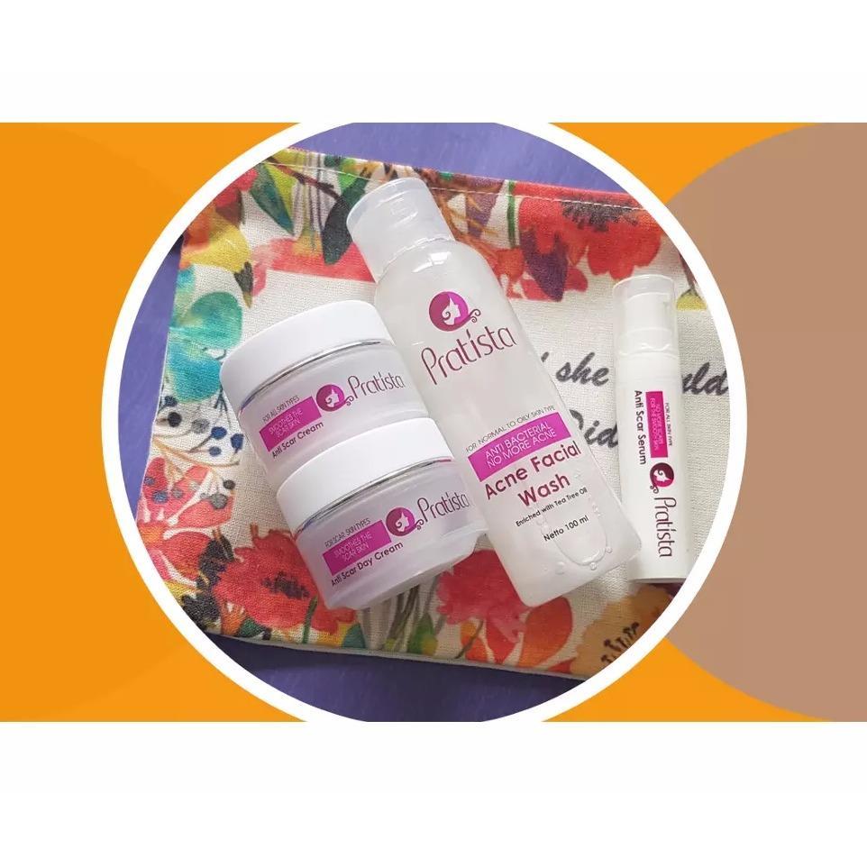 Paket Cream Penghilang Bopeng Atau Obat Lubang Bekas Jerawat Dan Cacar