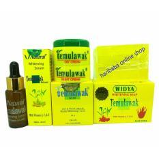 Review Pada Paket Cream Temulawak Cream Sabun Dan Serum Paket Perawatan Wajah