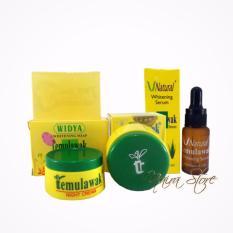 Toko Paket Cream Temulawak Original Paket Cream Temulawak Cream Sabun Dan Serum Terlengkap