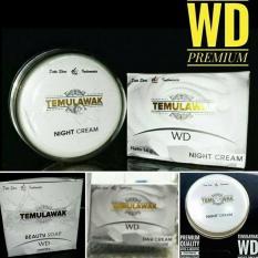 Review Paket Cream Temulawak Set Wd Bpom Day Night Soap Di Indonesia