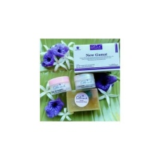 Jual Paket Cream Wajah De En A New Gamat Branded Murah