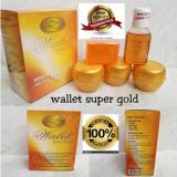 Beli Paket Cream Walet Super Gold Premium Whitening Anti Aging Paket 5 In 1 Loh Whitening Soap Toner Anti Alergi Day Cream Night Cream Pemutih Pencerah Wajah Online Murah