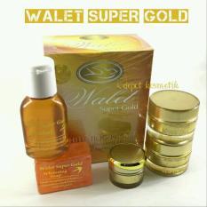 Jual Paket Cream Walet Super Gold Whitening Paket Walet