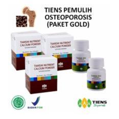 Spek Tiens Paket Esteoporosis Kalsium Terbaik Dunia