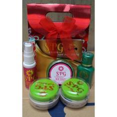 Promo Paket Flek Cream Spg Super Putih Glow Khusus Flek Menahun Akhir Tahun