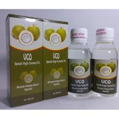 Paket hemat 2 botol minyak vco spesial /botol 125 ml