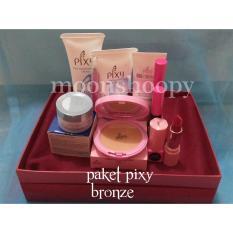 Harga Paket Hemat Pixy Bronze Pixy Jawa Tengah