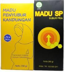 Jual Paket Herbal Madu Penyubur Kandungan Dan Pria Sp Original Murah