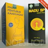 Paket Herbal Madu Penyubur Kandungan Wanita Dan Subur Pria Original Murah