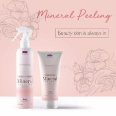 PAKET isi 3 Pcs Kozuii Mineral Peeling ASLI ORIGINAL Jaco Tv Shopping Generasi II Body Spray, Body Refil, Face Kozui Peling