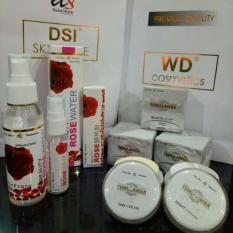 Harga Paket Lengkap Krim Temulawak Wd Premium Merk Temulawak