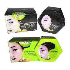 Jual Paket Magic Glossy Day Cream Night Cream 1 Paket Di Jawa Barat
