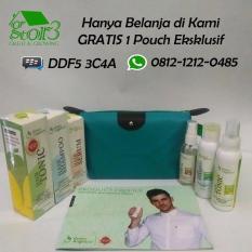 Jual Paket Maksimal Treatment Green Angelica Perawatan Rambut Rusak Parah Original