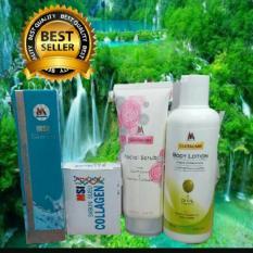 Paket Msi 4In1 Msi F*c**l Scrub Hand Body Lotion Msi Ion Silver Sabun Collagen Diskon Bali