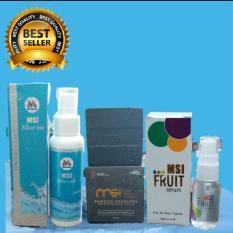 Harga Paket Msi Ion Silver Msi Fruit Serum Msi Sabun Bamboo Charcoal Herbal Keluarga Online