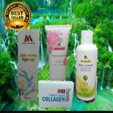 Harga Paket Msi Multy Spray F*C**L Scrub Body Lotion Sabun Collagen Asli Original Msi Paling Murah