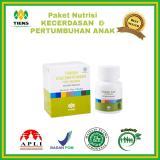 Jual Paket Nutrisi Kecerdasan Dan Perumbuhan Anak Tiens Supplement Di Indonesia