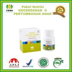 Toko Paket Nutrisi Kecerdasan Dan Perumbuhan Anak Tiens Supplement Indonesia