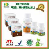 Toko Healthyhouse Display Paket Nutrisi Promil Program Hamil Online Terpercaya