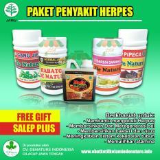 Toko Paket Obat Herpes Herbal Denature Lengkap Di Indonesia